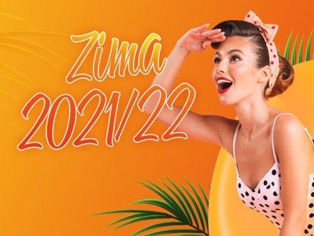 Słoneczny wypoczynek przez cały rok Zima 2021/2022