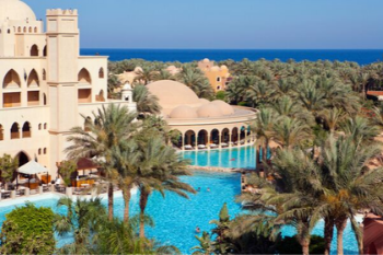 Das Red Sea Hotel Siva Sharm Resort in Sharm El Sheikh